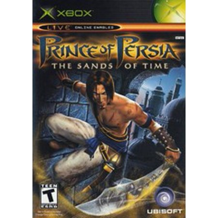 Prince of Persia Sands of Time - Xbox