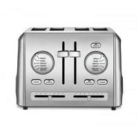 Cuisinart 4 Slice Toaster, Stainless Steel