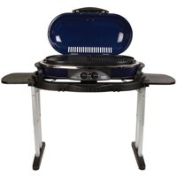 Coleman RoadTrip LX Portable Stand Up Propane Grill, Black