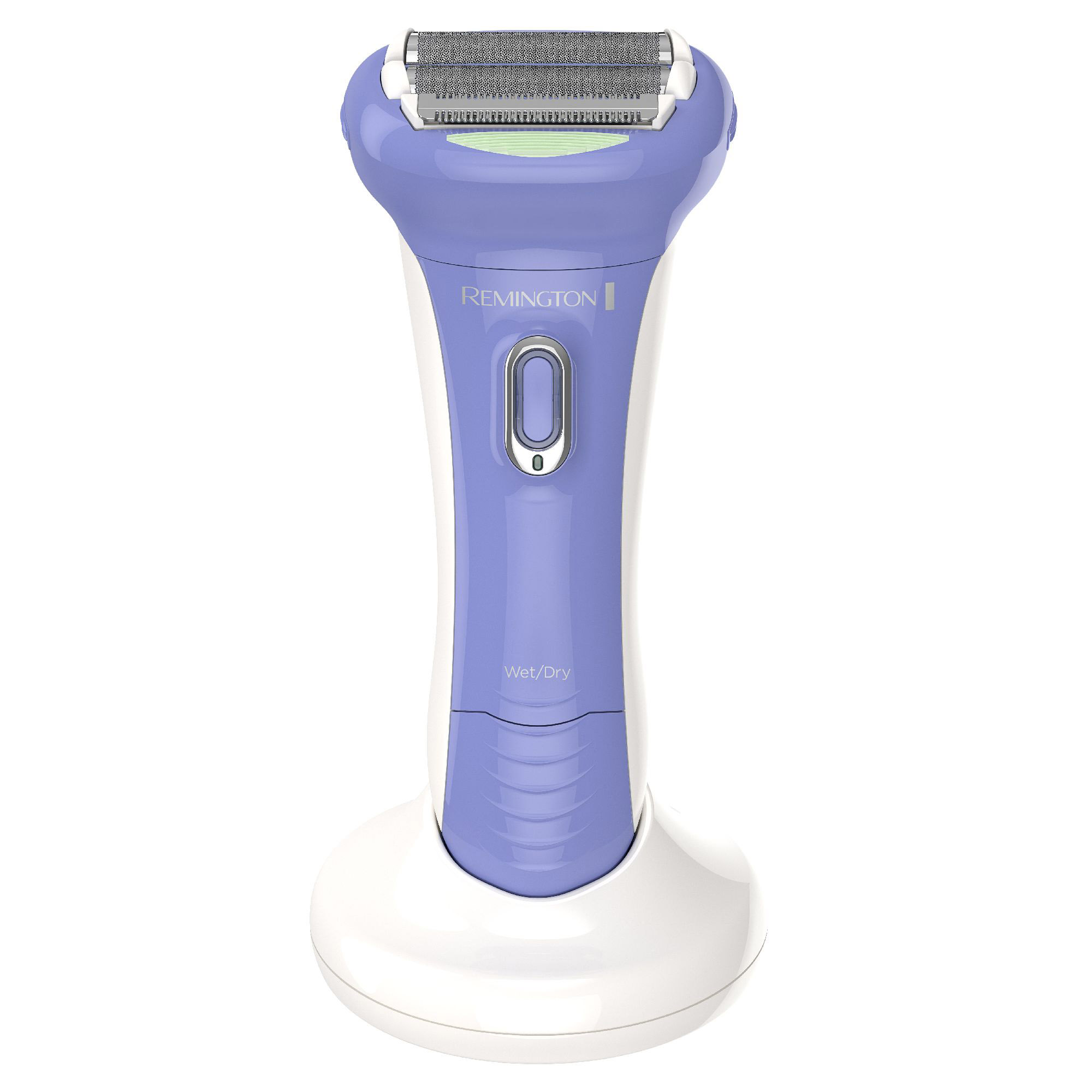 Remington Smooth Silky Smooth Glide Rechargeable Shaver Purple