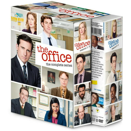The Office: The Complete Series (DVD) (List Of Best American Tv Series)