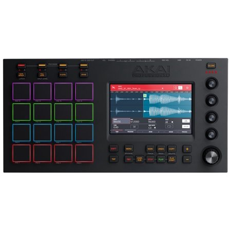 Akai Professional MPC Touch Software Controller (Akai Mpc Sampler)