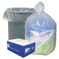Ultra Plus Natural Can Liner, 40-45 Gallon, 250 Count