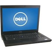 "Refurbished Dell 14.1"" E6400 Laptop PC with Intel Core 2 Duo Processor, 4GB Memory, 320GB Hard Drive and Windows 10 Home"