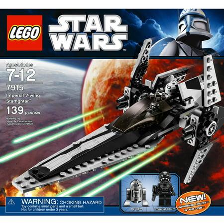 Lego Star Wars  Imperial V Wing Starfighter