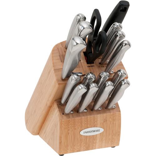 Farberware 17-Piece Cutlery Set