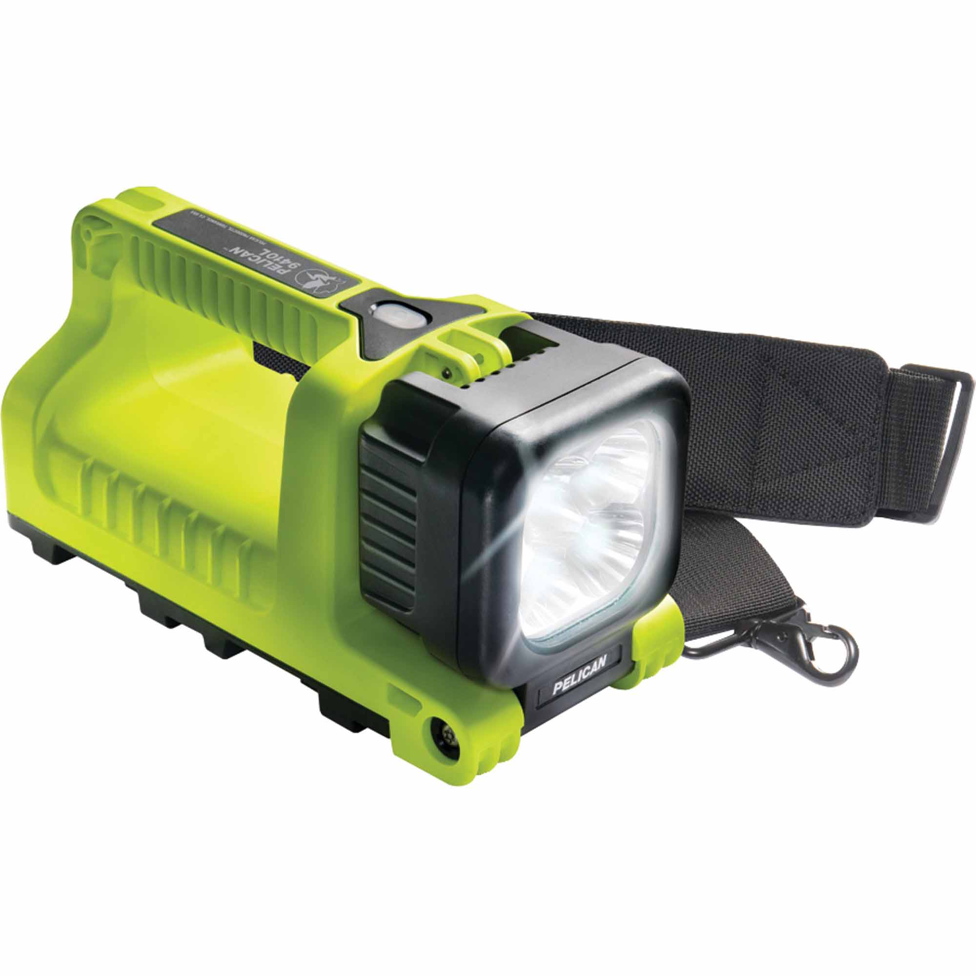 Pelican 9410-021-245 741-Lumen 9410l Rechargeable High-Performance LED Lantern, Bright Yellow