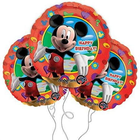 Mickey Mouse Happy Birthday 18