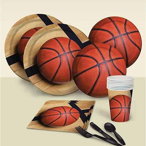 Basketball Party Pack