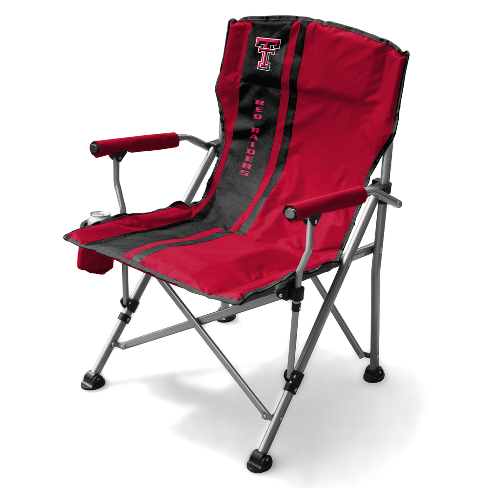 Texas Tech Red Raiders Official Sideline Chair by Logo Chair Inc.