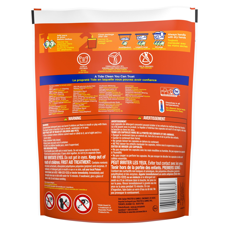 7bcab75a6fd Tide PODS Liquid Laundry Detergent Pacs
