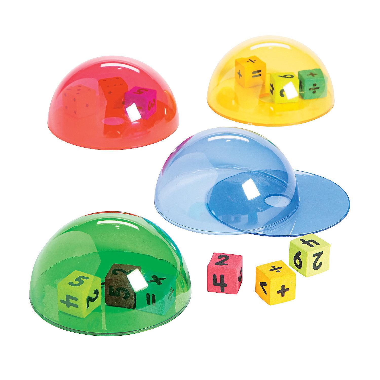 IN-13719280 Bright Dice Domes Per Dozen