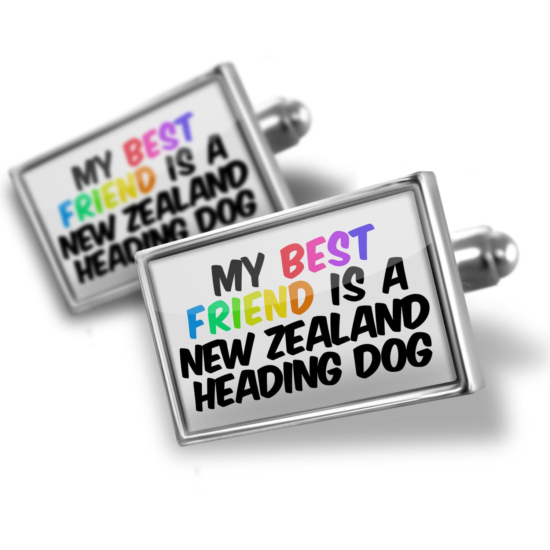 Cufflinks My best Friend a New Zealand Heading Dog from New Zealand - NEONBLOND