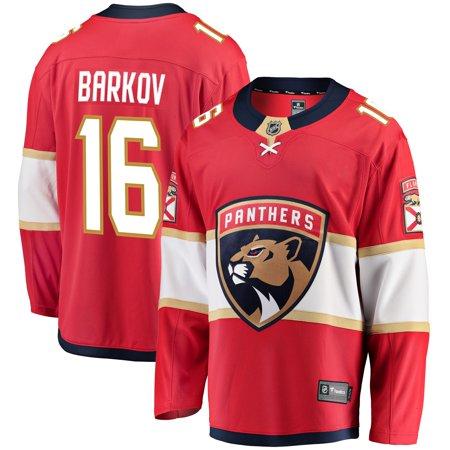 Aleksander Barkov Florida Panthers Fanatics Branded Breakaway Jersey - Red