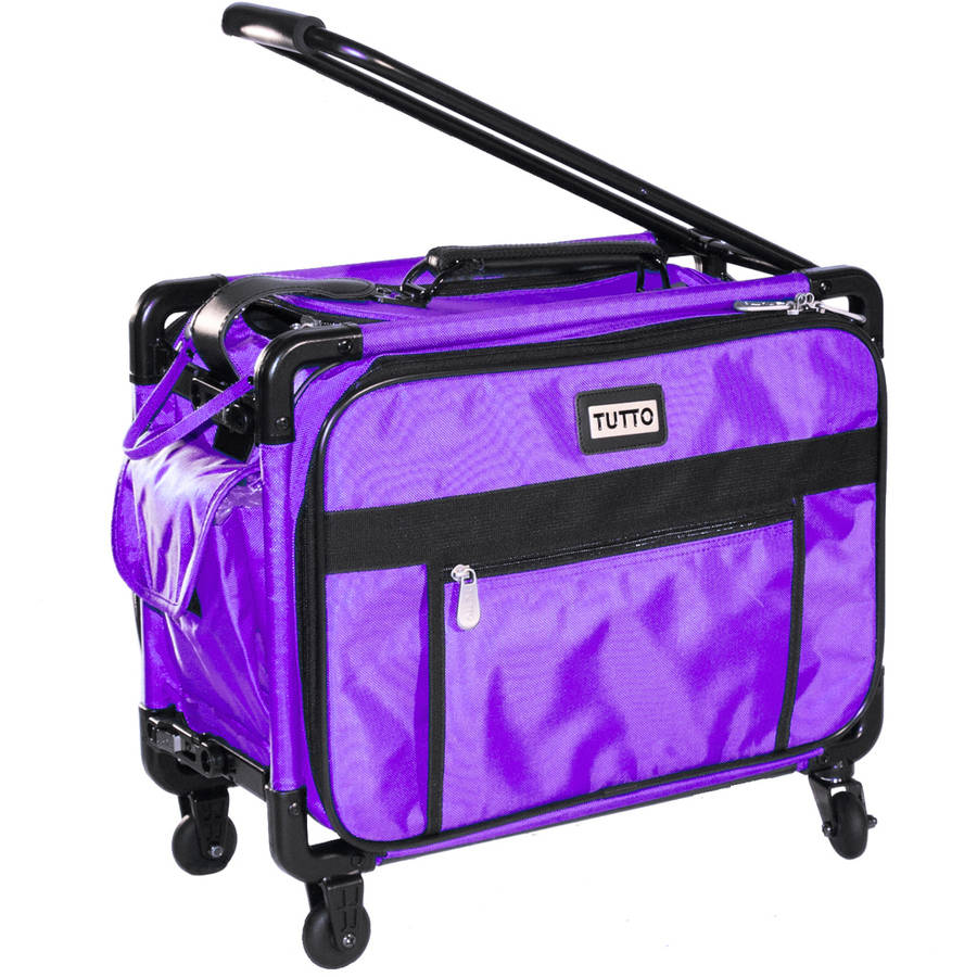 TUTTO Small Carry-On Case, Purple