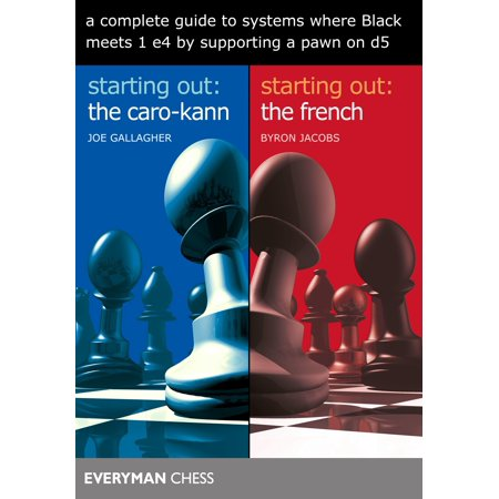 A Complete Guide to Systems Where Black Meets 1 E4 by Supporting a Pawn on -