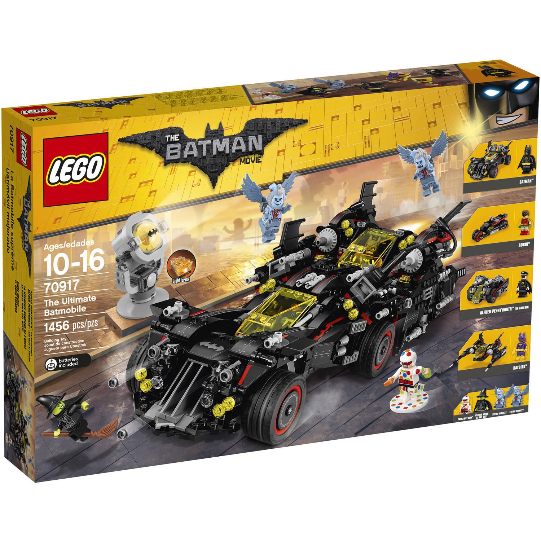 Lego Batman Movie The Ultimate Batmobile 70917 by LEGO Systems Inc