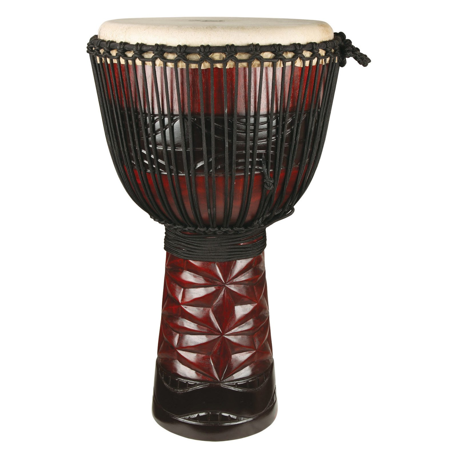 X8 Drums Ruby Professional Djembe Drum