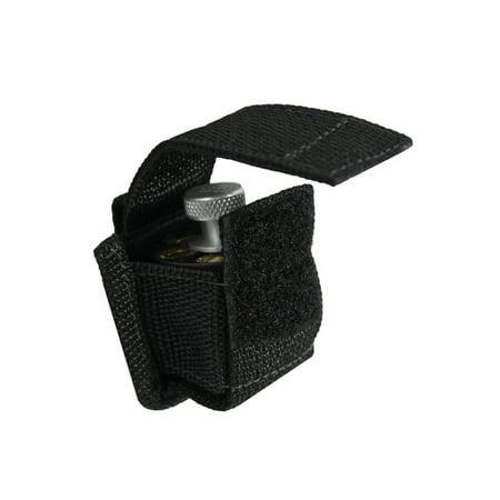 Speedy Loop (Barsony Revolver Single Belt Loop Speed Loader Pouch for 5-6 shot .38 .22 )