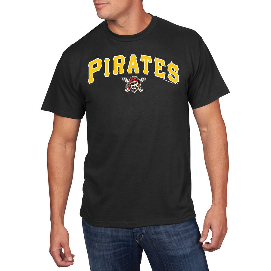 Big Men's MLB Pittsburgh Pirates Team Tee