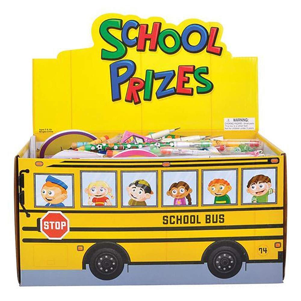 500 MINI erasers Birthday Party Favor School TREASURE BOX