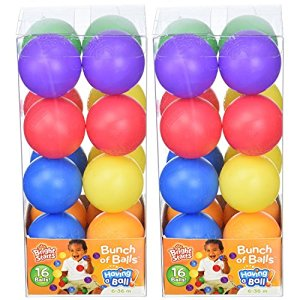 Bright Starts Having A Ball Toys Bunch of Balls, Set of 32