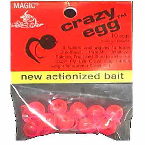 Magic Products Crazy Eggs, 10 pack