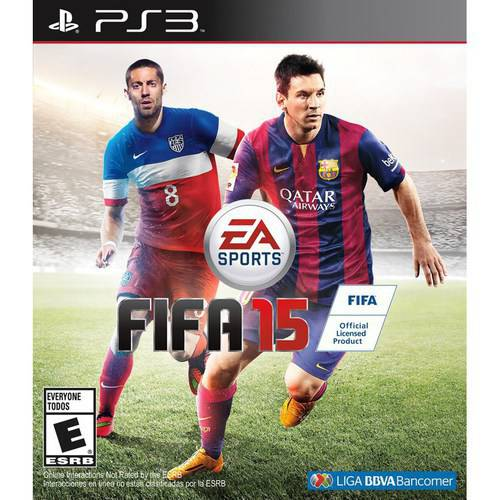 FIFA 15 (PS3) - Pre-Owned