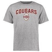 Charleston Cougars Proud Mascot T-Shirt - Ash