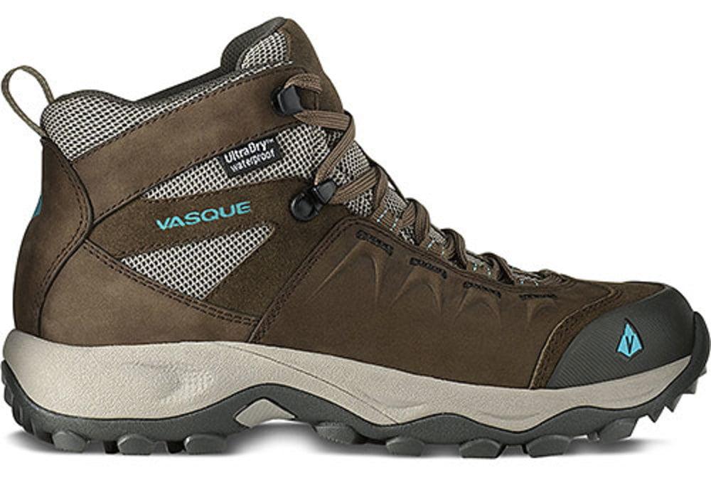 Women's Vasque VISTA Waterproof Boots BROWN 5 M by