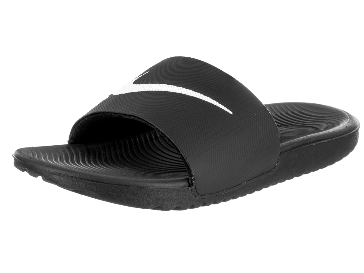 online store 2c949 a9e61 ... top quality product image nike mens kawa slide sandal f039d e4bf8