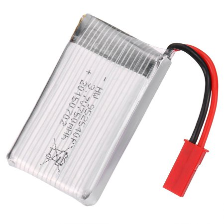 3.7V 750mAh  Quadcopter Spare Parts Lithium Battery For MJX X300C X400 X800 TPBY