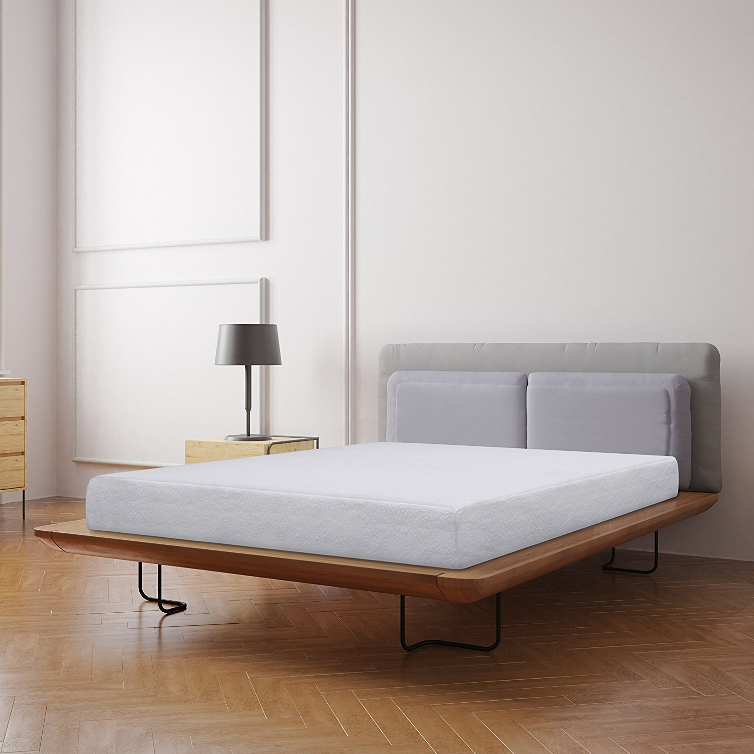 Best Price Mattress 8 Inch Memory Foam Mattress In a Box Multiple Sizes by Best Price Mattress