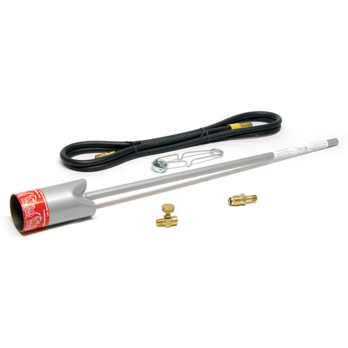 The Original Red Dragon Torch Kit, 500,000 Btu h Output, 90 psi, 28 in Handle by Flame Engineering