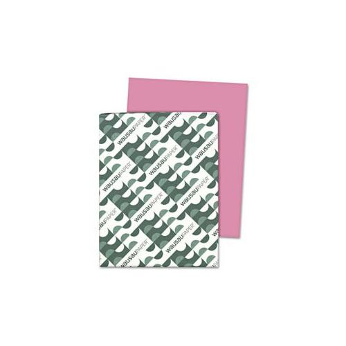 Astrobrights Colored Paper, 24lb, 8-1/2 x 11, Outrageous Orchid, 500 Sheets/Ream