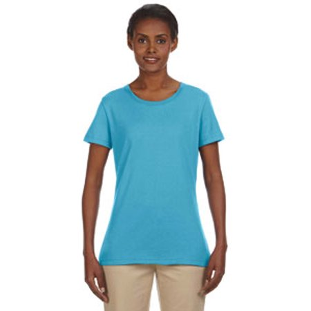 A&e Designs T-shirt (Jerzees Ladies' 5.6 oz., DRI-POWER® ACTIVE Ladies' T-Shirt 29WR)