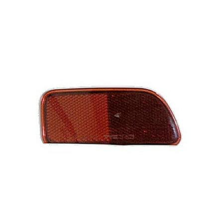- Go-Parts » 2002 - 2006 Chevrolet Trailblazer EXT Bumper Cover Reflector - Rear Right (Passenger) Side 15000044 GM1185104 Replacement For Chevrolet Trailblazer EXT