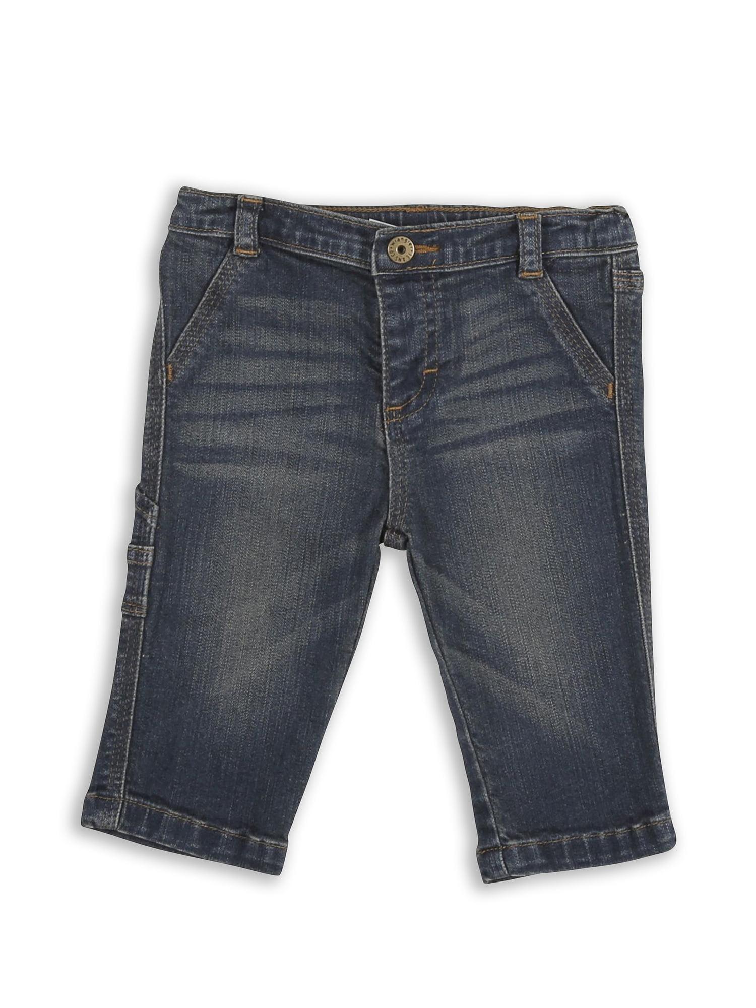 5bda8287 Wrangler Toddler Boy Jeans Collection - Walmart.com