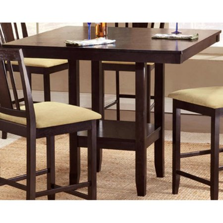 Hillsdale Frankfort Pc Slate Inlay Dining Set Walmartcom - Dining table with slate inlay
