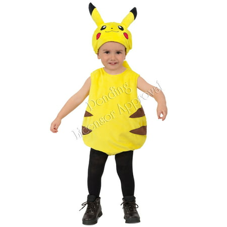 Pokémon™ Pikachu™ Bubble Halloween Costume Accessory](Bubble Halloween Costume)