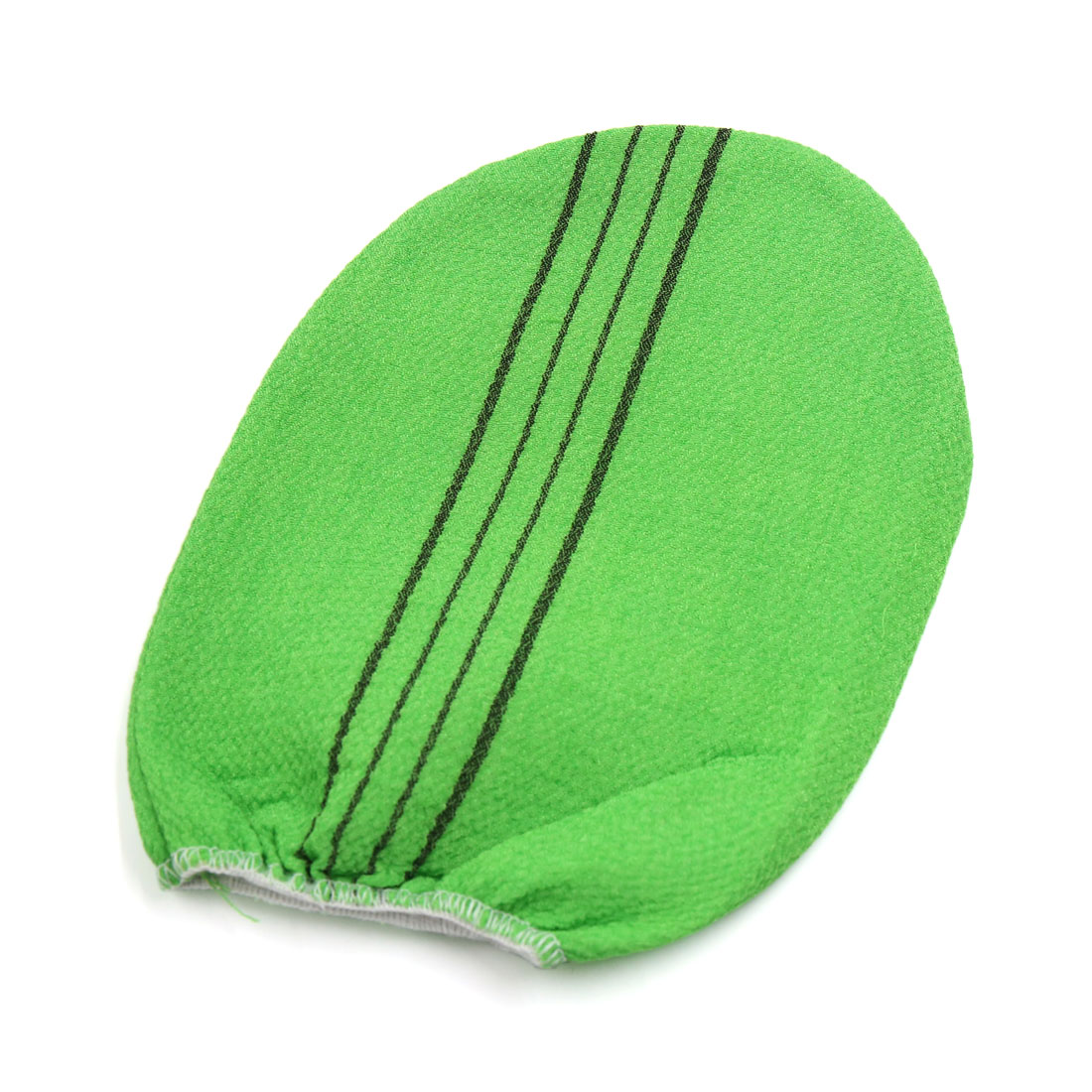 Green Bath Shower Sauna Dead Skin Exfoliating Massage Mitt Scrubber Glove