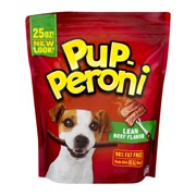 Pup-Peroni Dog Treats Lean Beef Flavor, 25.0 OZ