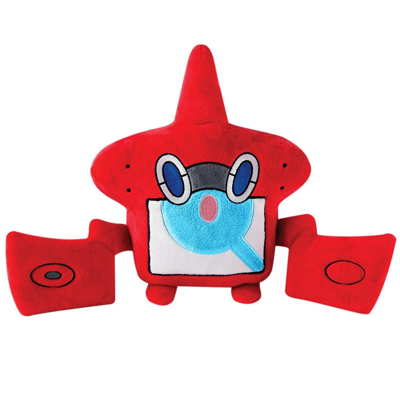 Pokemon 10-Inch Large Plush Toy - Rotom Pokedex