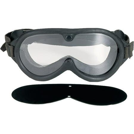 Black - Military GI Style Sun-Wind-Dust (Sun Protection Goggles)
