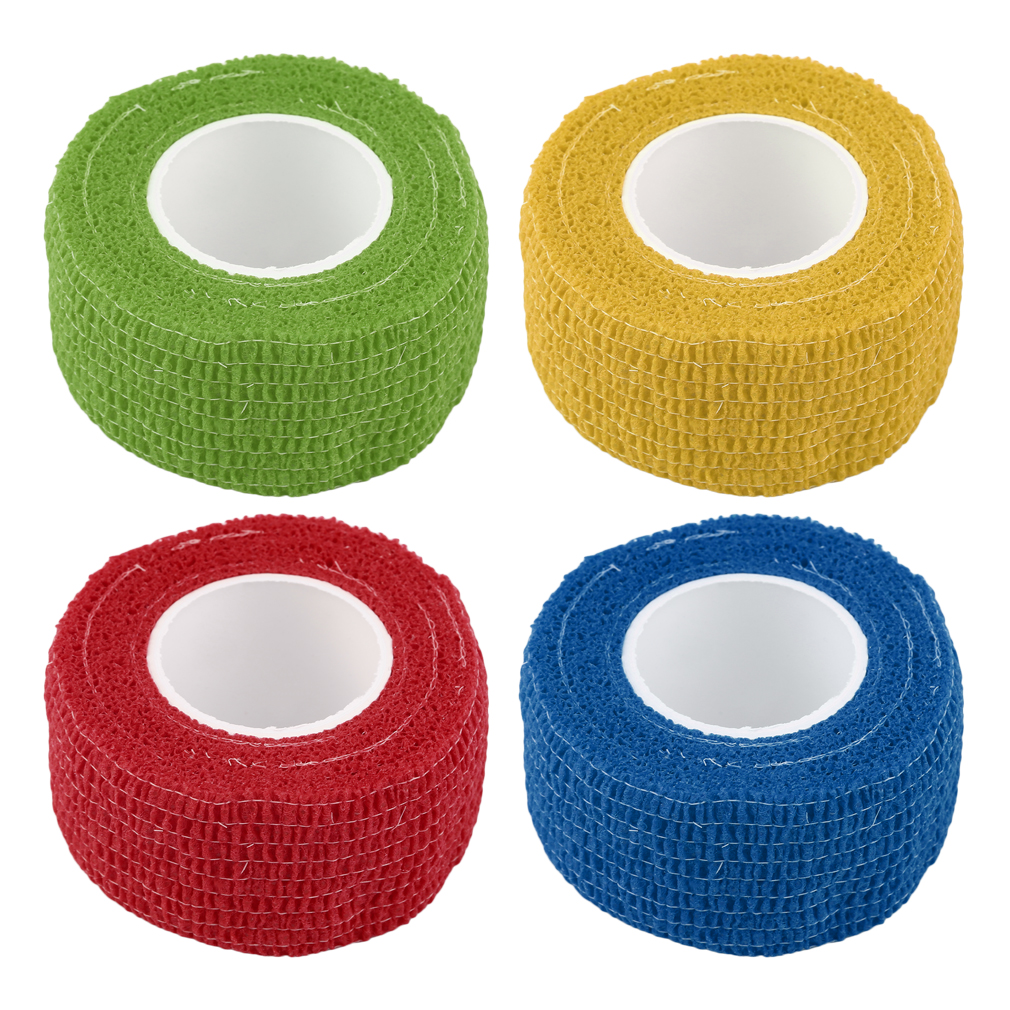 New Arrival Self-Adhering Bandage Wraps Elastic Adhesive First Aid Tape Stretch 5cm Hot Sale