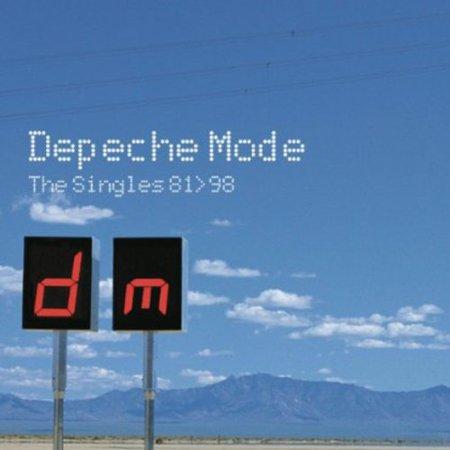 Depeche Mode   Singles 81 98  Cd