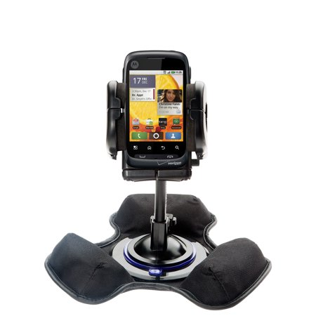 Car   Truck Vehicle Holder Mounting System For Motorola Ciena Includes Unique Flexible Windshield Suction And Universal Dashboard Mount Options