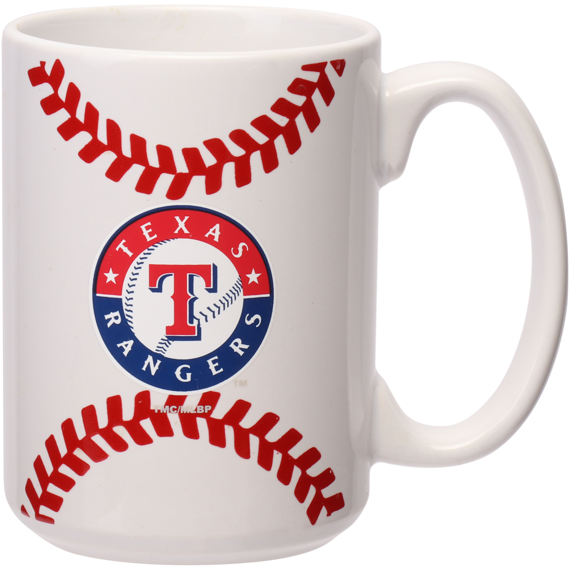 Texas Rangers 15oz. Baseball Mug - No Size