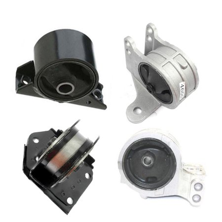 For 1996-1999 Eclipse 2.0L Motor &Trans Mount Manual w/o Turbo 4600 4601 6657 6662 M1215 96 97 98 99