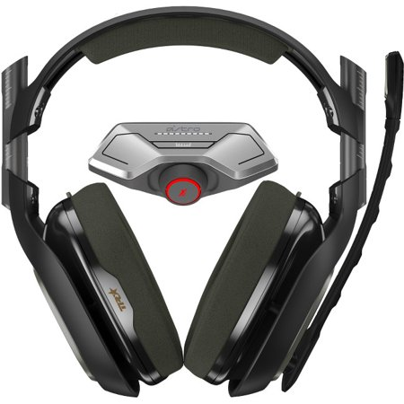 c3749ba9c35 ASTRO Gaming A40 TR Headset + MixAmp M80 - Black/Olive - Xbox One -  Walmart.com